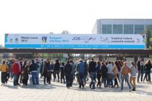 JOB EXPO 2015 - Registroval si sa?